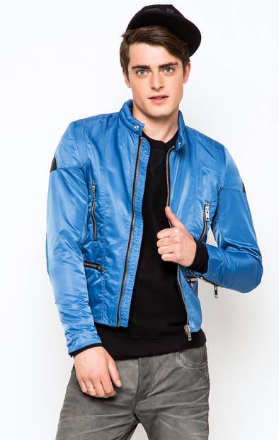 Легкая куртка на молнии
