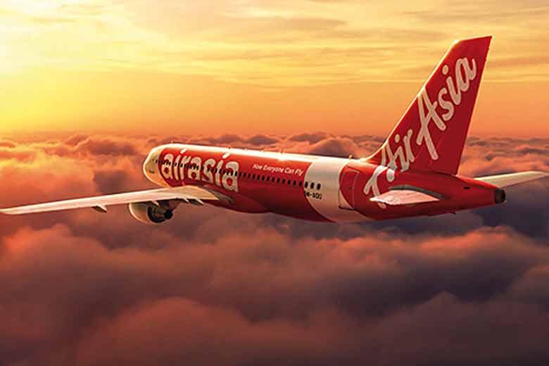 Распродажа лоукоста AirAsia