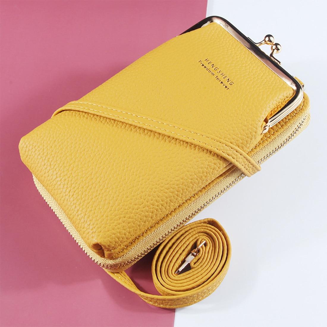 Модные маленькие сумки через плечо из искусственной кожи для женщин, миниатюрная кожаная сумка-мессенджер на ремне для девушек, милый бумаж...