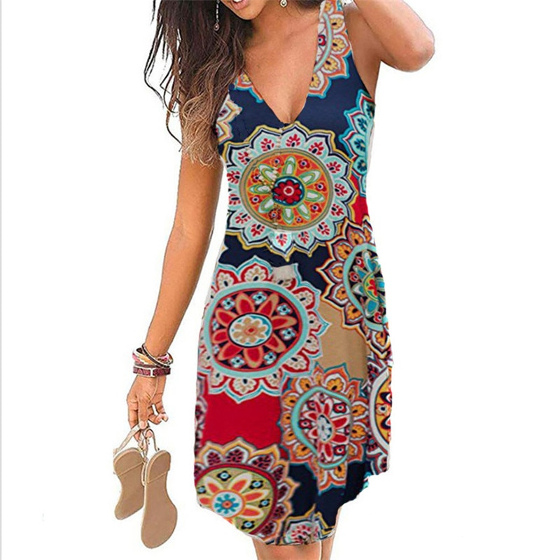 4XL 5XL размера плюс платья для женщин 2021 пикантные летние пляжные короткое платье; Повседневное платье без рукавов сексуальное нижнее белье с...