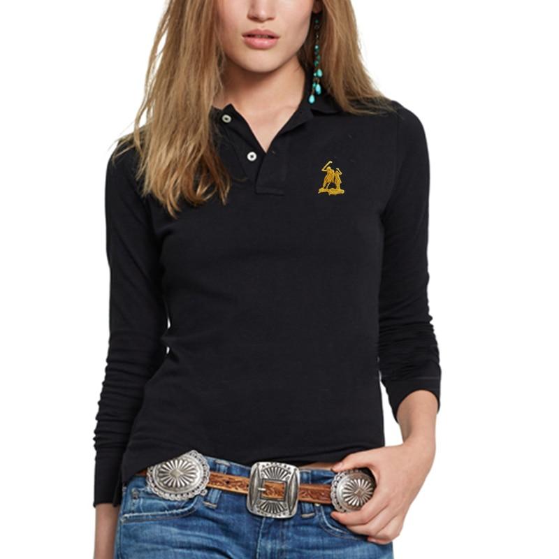 Высокое качество; Сезон весна-осень; Женские футболки с длинным рукавом футболки-поло рубашки для мальчиков 100% для девочек, хлопковые повсе...