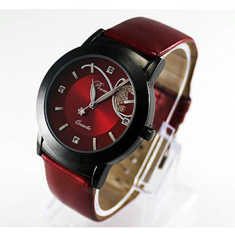 Женские часы с красными бриллиантами и бабочкой Роскошные брендовые элегантные часы с мраморным циферблатом арабские наручные часы женски...